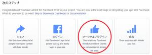 どんなFacebookアプリを作るかの選択